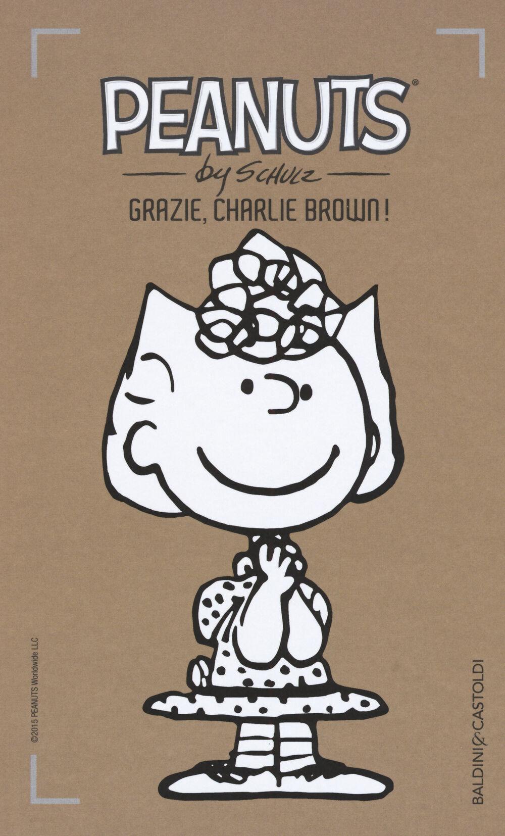 Grazie, Charlie Brown!. Vol. 13