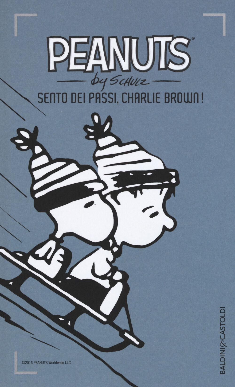 Sento dei passi, Charlie Brown!. Vol. 17