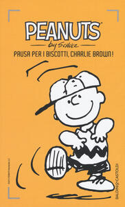 Pausa per i biscotti, Charlie Brown!. Vol. 25