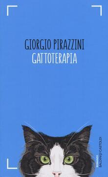Gattoterapia - Giorgio Pirazzini - copertina