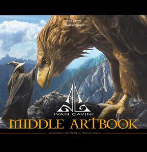 Middle artbook