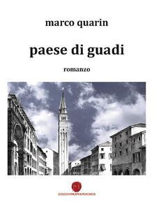 Paese di guadi - Marco Quarin - copertina