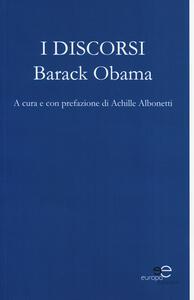 I discorsi. Barack Obama