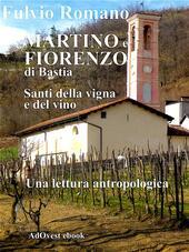 Martino e Fiorenzo di Bastia, santi della vigna e del vino. Una lettura tra antropologia, arte e storia