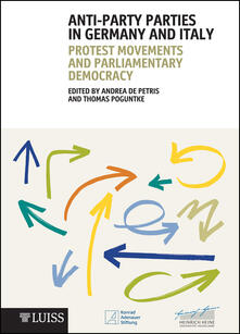 Anti-party parties in Germany and Italy. Protest movement and parliamentary democracy
