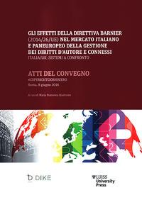 #CopyrightGiornoZero. Atti del Convegno (Roma, 8 giugno 2016) - - wuz.it