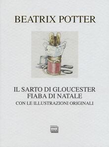 Il sarto di Gloucester. Fiaba di Natale - Beatrix Potter - copertina