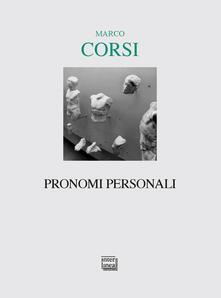 Ristorantezintonio.it Pronomi personali Image