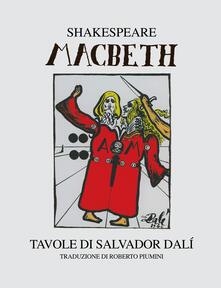 Macbeth. Ediz. illustrata - William Shakespeare - copertina