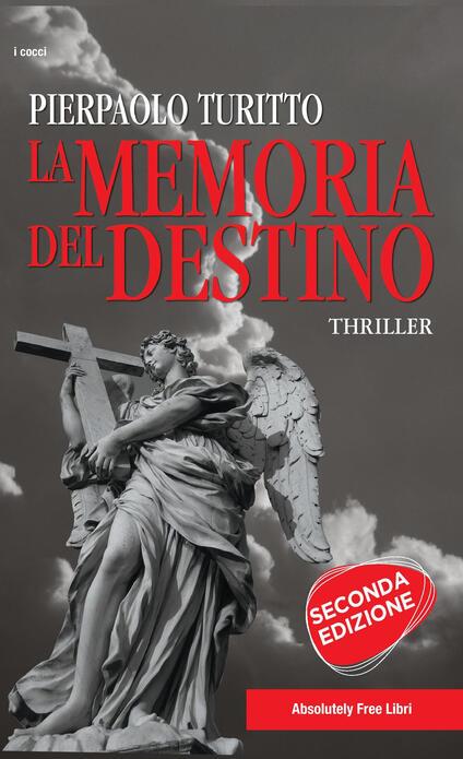 La memoria del destino - Pierpaolo Turitto - copertina