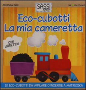 Gioco Eco Cubotti La Mia Cameretta - 2