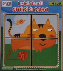 Fondazionesergioperlamusica.it I miei piccoli amici di casa. Eco-cubotti e libretto Image