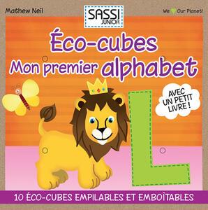 Mon premier alphabet. Eco-cubotti. Con gadget