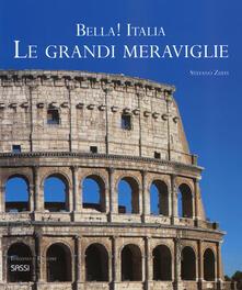 Letterarioprimopiano.it Bella! Italia. Le grandi meraviglie. Ediz. italiana e inglese Image