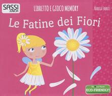 Voluntariadobaleares2014.es Le fatine dei fiori. Libretto e gioco-memory Image