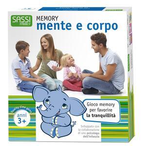 Sassi Junior Memory Mente E Corpo Gioco Per Favorire La Tranquillità Idee Regalo - 2