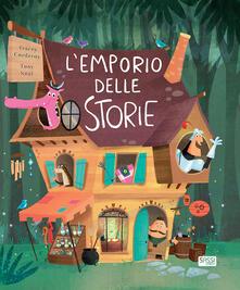 L' emporio delle storie. Ediz. a colori - Tracey Corderoy - copertina