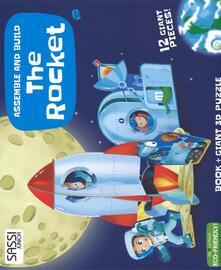 Milanospringparade.it The rocket. Assemble and build. Libro puzzle Image