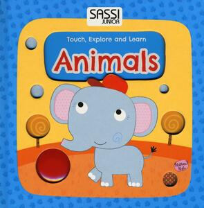 Animals. Touch, explore and learn