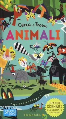 Osteriacasadimare.it Animali. Cerca e trova. Ediz. a colori Image