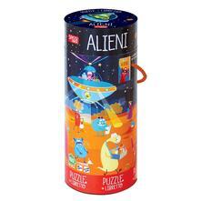 Alieni. Ediz. a colori. Con puzzle.pdf