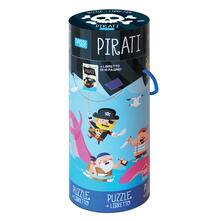 Premioquesti.it Pirati. Ediz. a colori. Con puzzle Image