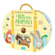 Il bus degli animali. Puzzle in viaggio. Ediz. a colori. Con puzzle.pdf