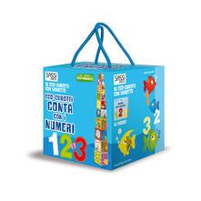 Winniearcher.com Conta con i numeri. Eco-cubotti. Ediz. a colori. Con libretto Image