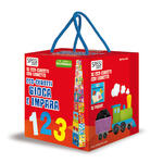 Gioca e impara. Numeri, forme, colori, animali. Eco-cubotti. Ediz. a colori. Con gadget