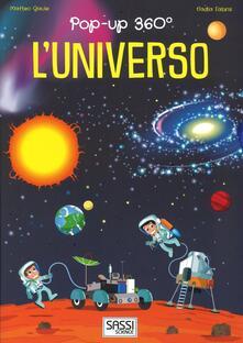 Grandtoureventi.it L' universo. Pop-up 360°. Ediz. a colori Image