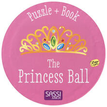 Winniearcher.com The princess ball. Ediz. a colori. Con puzzle Image
