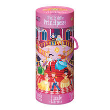 Il ballo delle principesse. Ediz. a colori. Con puzzle.pdf