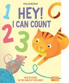 Rallydeicolliscaligeri.it Hey! I can count. Pull and play. Ediz. illustrata Image