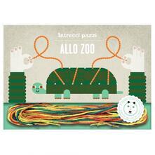 Filmarelalterita.it Allo zoo. Intrecci pazzi. Ediz. a colori. Con gadget Image