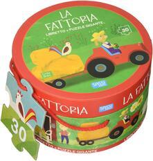 Ipabsantonioabatetrino.it La fattoria. Ediz. a colori. Con puzzle Image