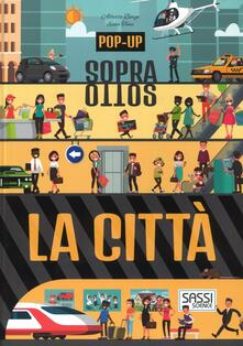 Voluntariadobaleares2014.es La città. Pop-up sopra e sotto. Ediz. a colori Image