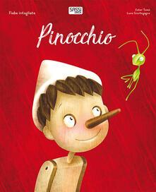 Ilmeglio-delweb.it Pinocchio. Fiabe intagliate. Ediz. a colori Image