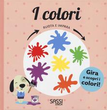 Antondemarirreguera.es I colori. Ruota e impara. Ediz. a colori Image