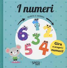 Ristorantezintonio.it I numeri. Ruota e impara. Ediz. a colori Image