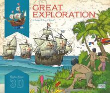 Squillogame.it Santa Maria 3D. Great explorations. Ediz. a colori. Con Giocattolo Image