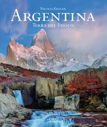 Teamforchildrenvicenza.it Argentina. Terra del fuoco. Ediz. illustrata Image