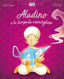 Camfeed.it Aladino e la lampada meravigliosa. Fiabe intagliate. Ediz. a colori Image