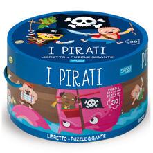 Mercatinidinataletorino.it Pirati. Ediz. a colori. Con puzzle Image