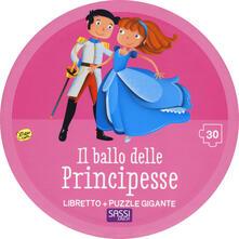 Voluntariadobaleares2014.es Il ballo delle principesse. Con puzzle Image