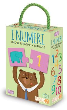 I numeri. Puzzle 2. Ediz. a colori. Con puzzle.pdf
