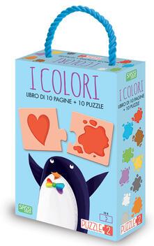 Camfeed.it I colori. Puzzle 2. Ediz. a colori. Con puzzle Image