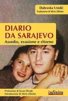 Equilibrifestival.it Diario da Sarajevo. Assedio, evasione e ritorno Image