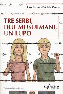 Ristorantezintonio.it Tre serbi, due musulmani, un lupo Image