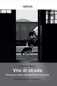 Promoartpalermo.it Vite di strada. Persone e storie alla Stazione Trastevere Image