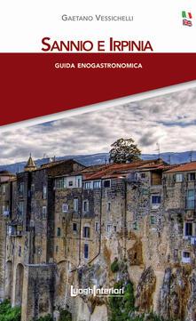 Ascotcamogli.it Sannio e Irpinia. Guida enogastronomica. Ediz. italiana e inglese. Con cartina Image